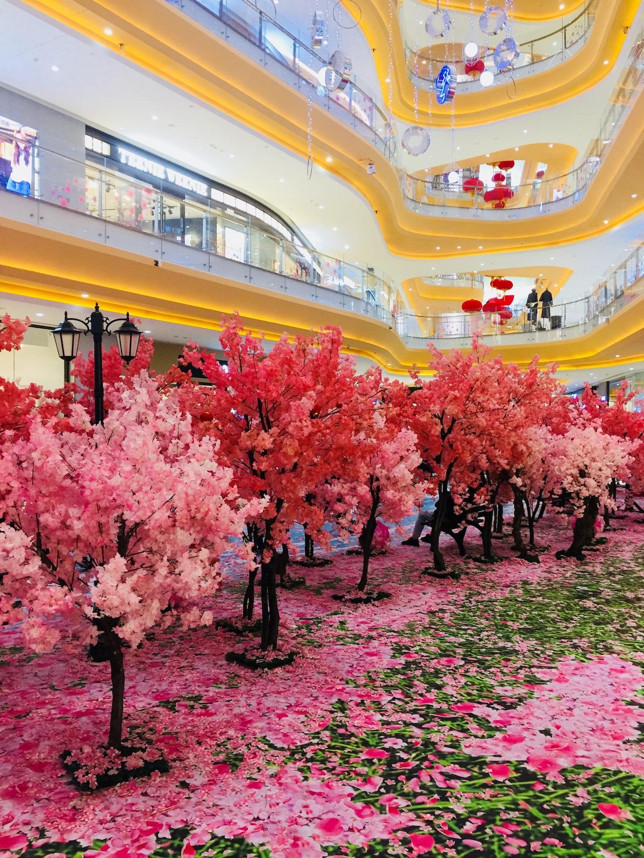 Taihe Mall Quanzhou Fujian province China