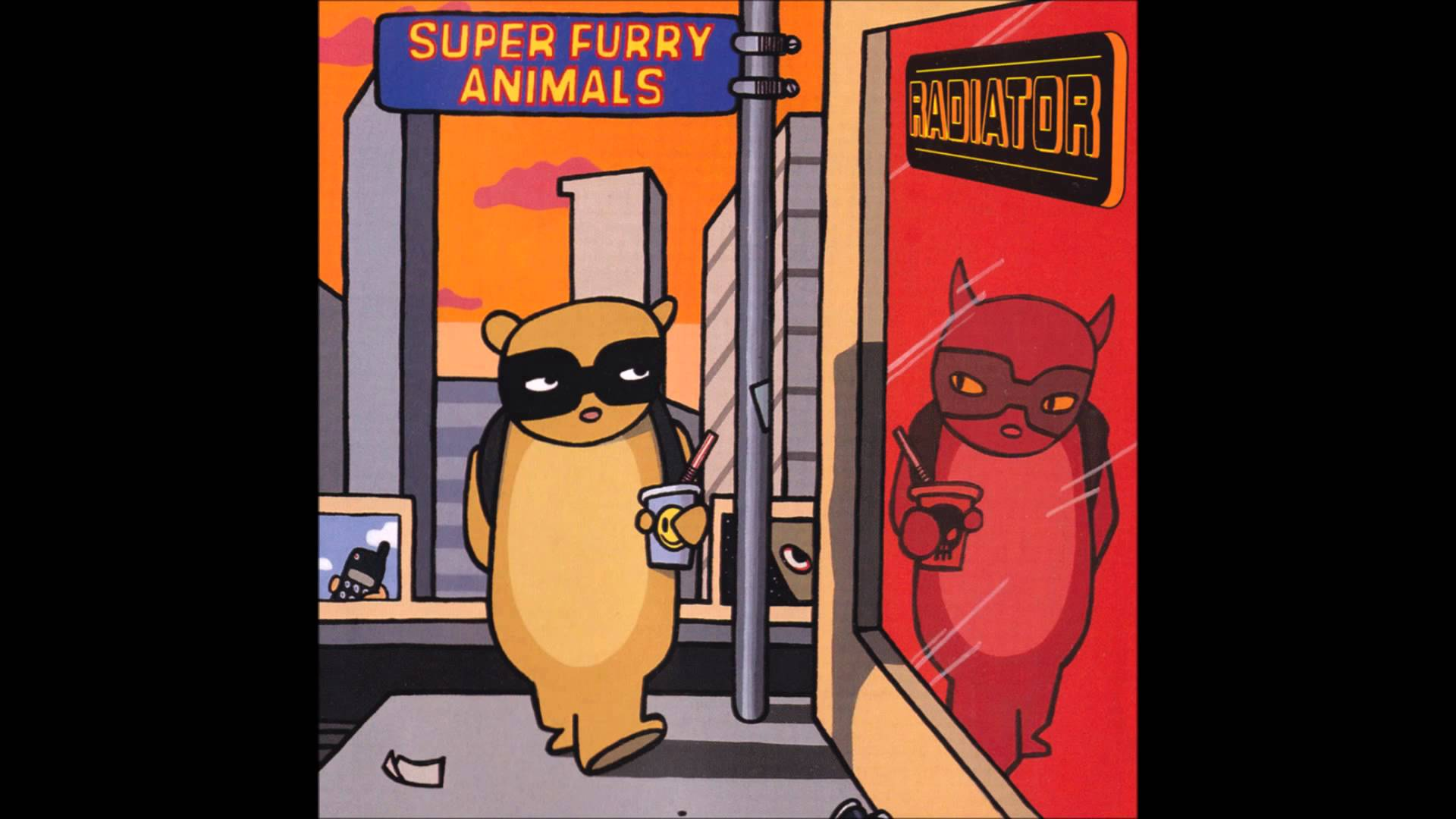 adiator Super Furry Animals album review