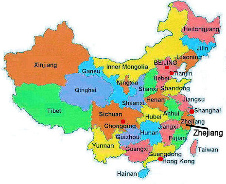 Things to see and do in Zhejiang province