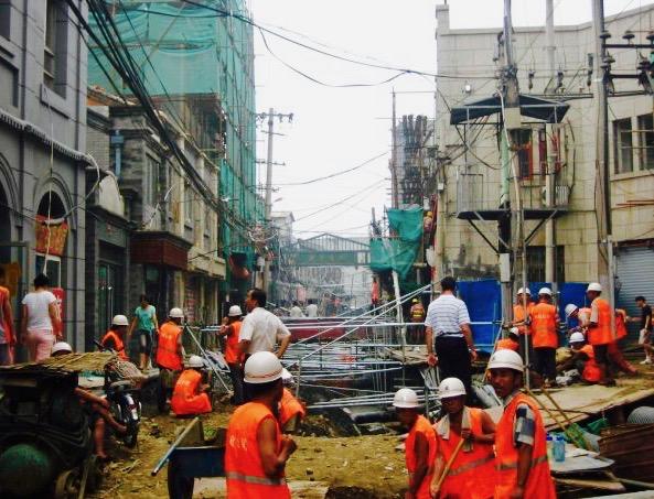 Dazhalan Street Beijing