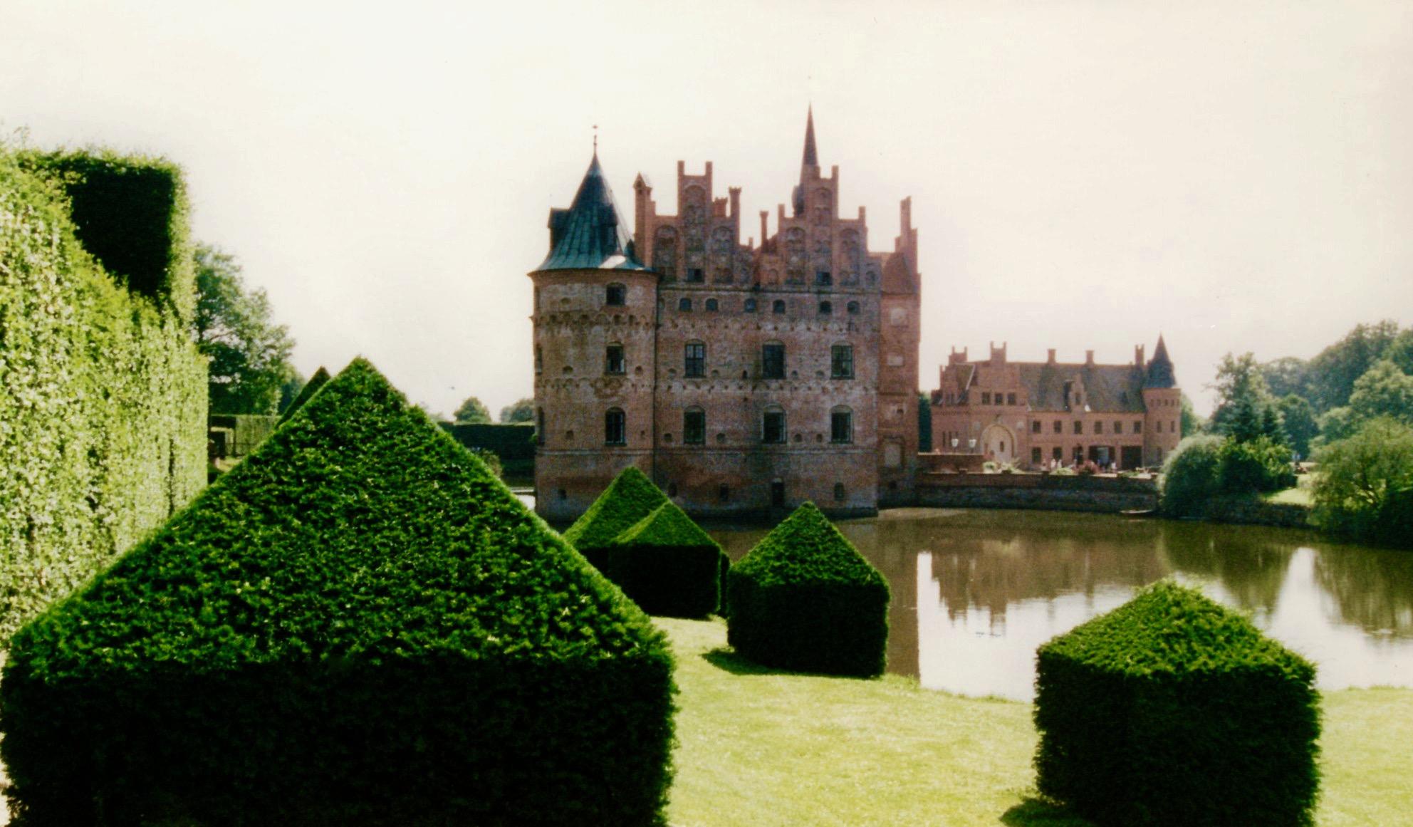 Egeskov Castle Odense Denmark
