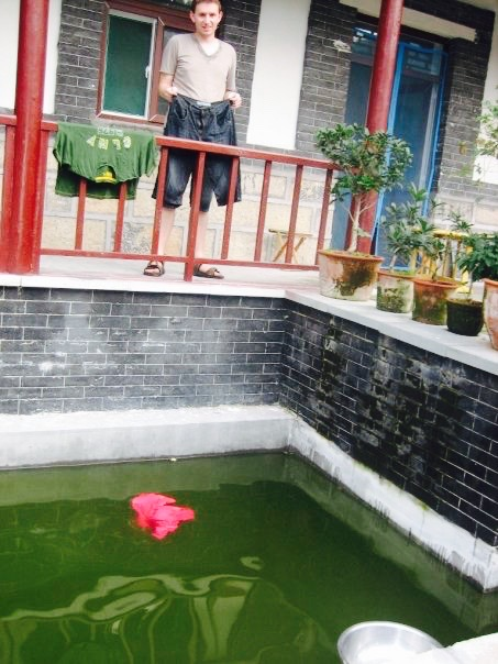 Guesthouse Zhujiayu village Shandong province China