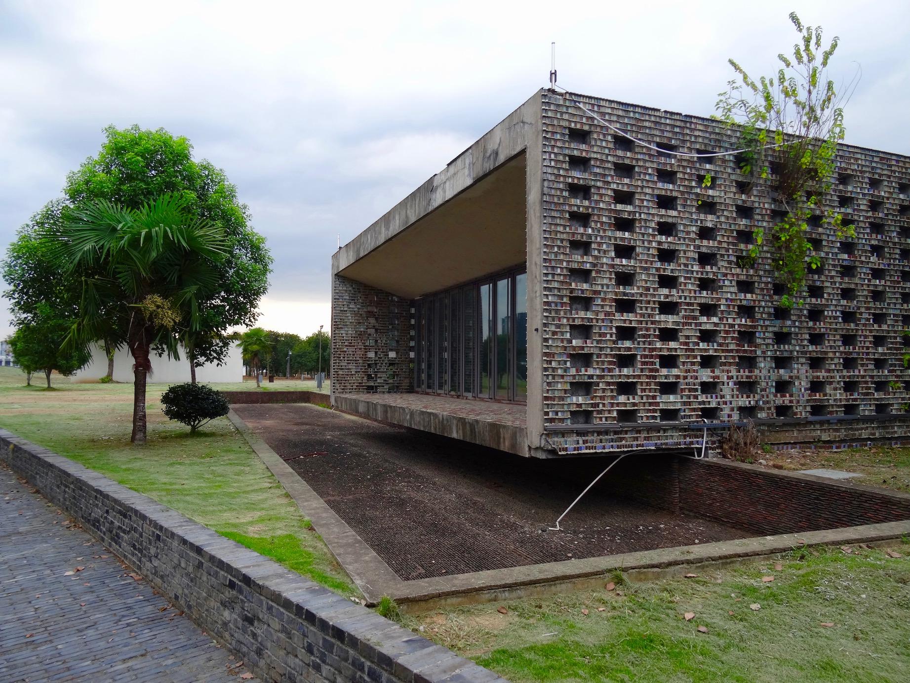 Ceramic House Jinhua Architecture Park Zhejiang province China
