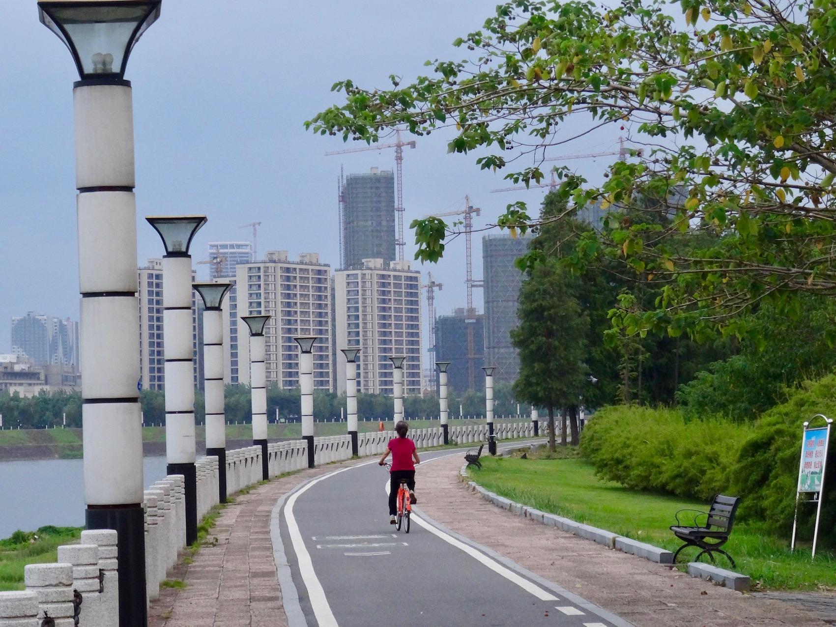 Jinhua Architecture Park Zhejiang province China
