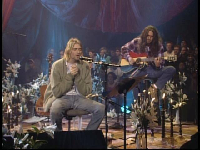 MTV Unplugged Nirvana album review