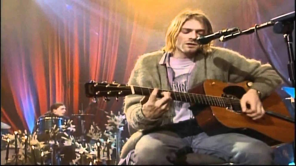 Polly MTV Unplugged Nirvana album review
