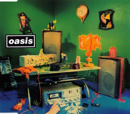Shakermaker Oasis Definitely Maybe album review