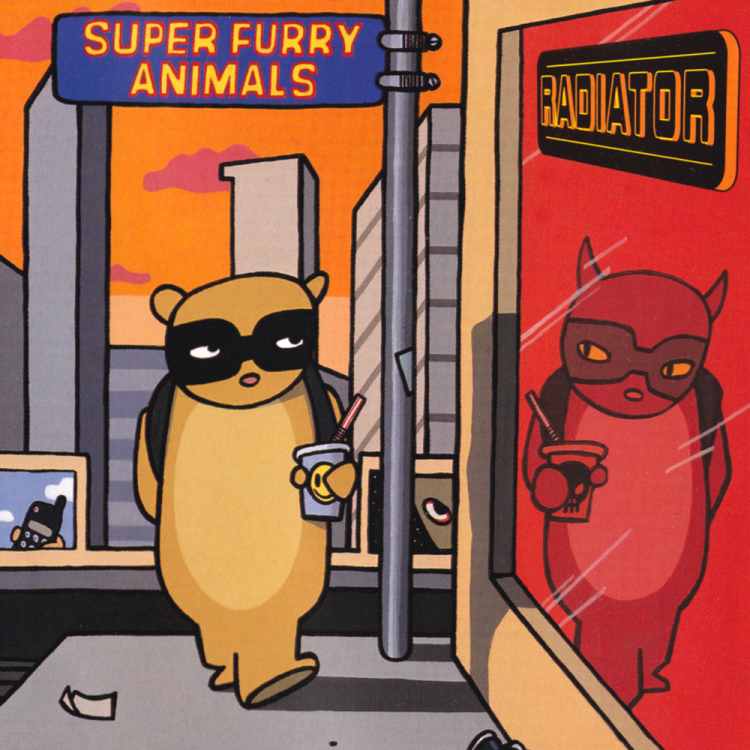 Super Furry Animals Radiator album review