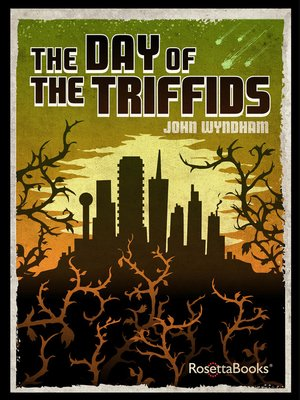 The Day Of The Triiffids By John Wyndham
