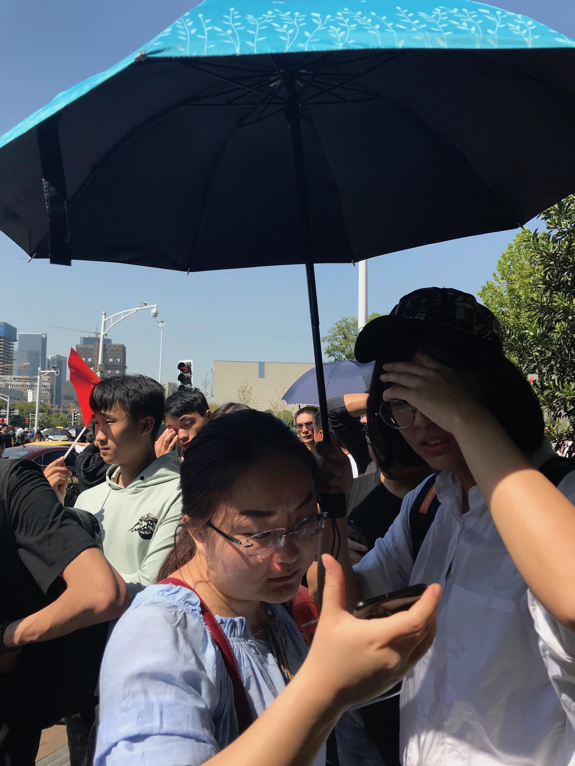 Golden Week queues Nanjing Massacre Memorial China