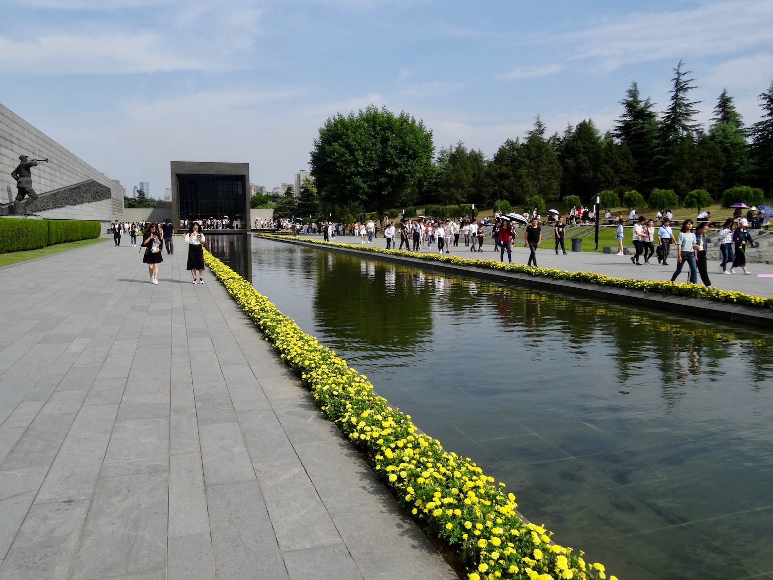 Peace Park Nanjing Massacre Memorial China