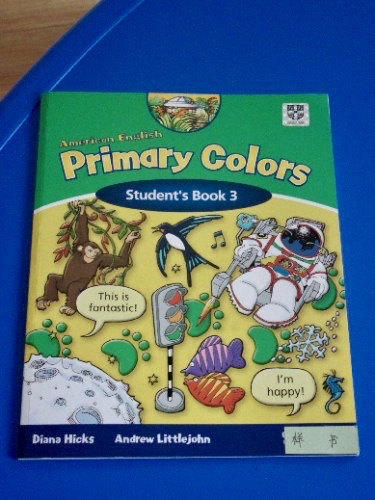 Primary Colors 3 American English Student's Book