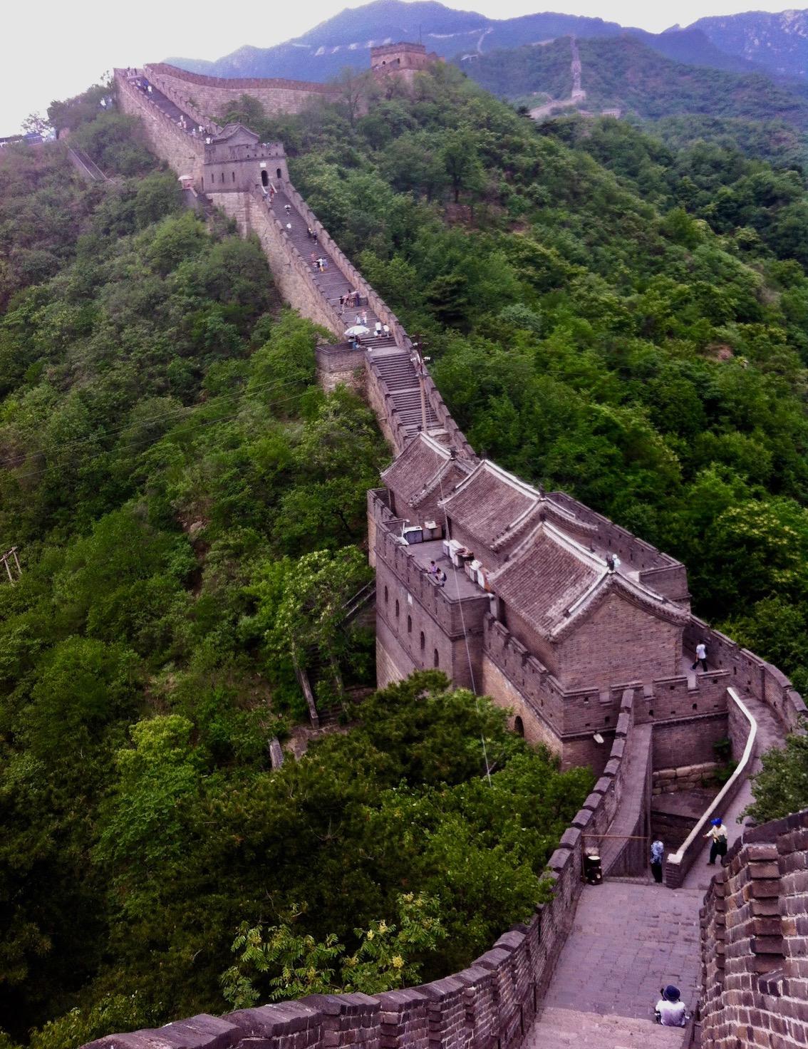 Hike The Great Wall of China Mutianyu