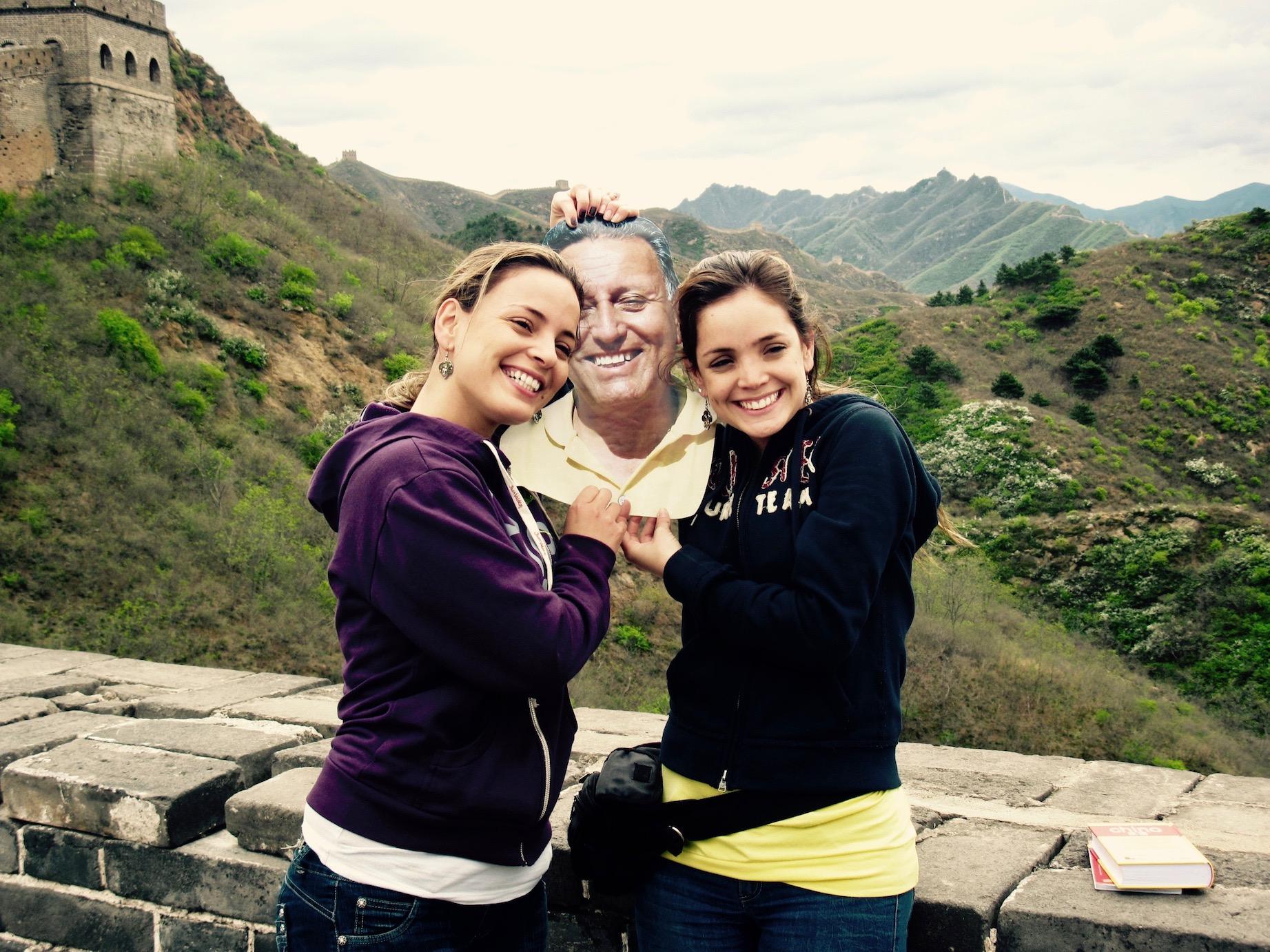 Hiking The Great Wall of China Jinshanling to Simatai Beijing