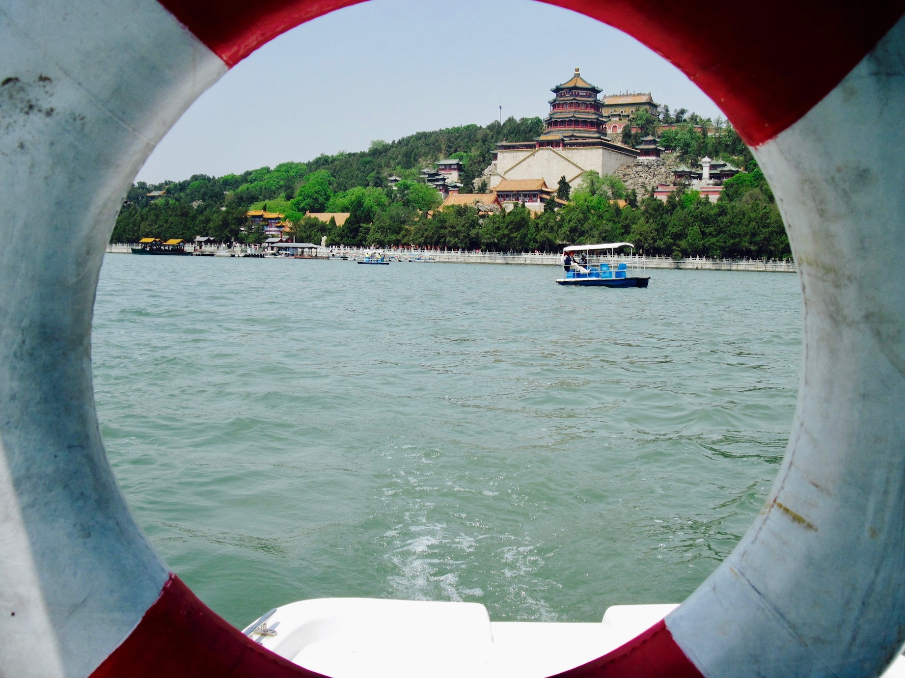 Kunming Lake The Summer Palace Beijing
