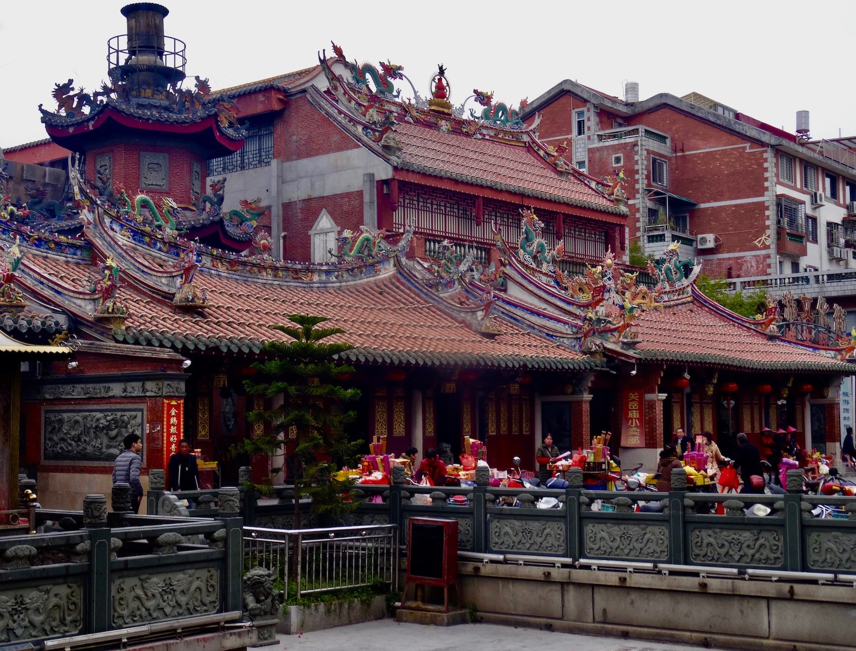 Guandi Temple Quanzhou Fujian Province China