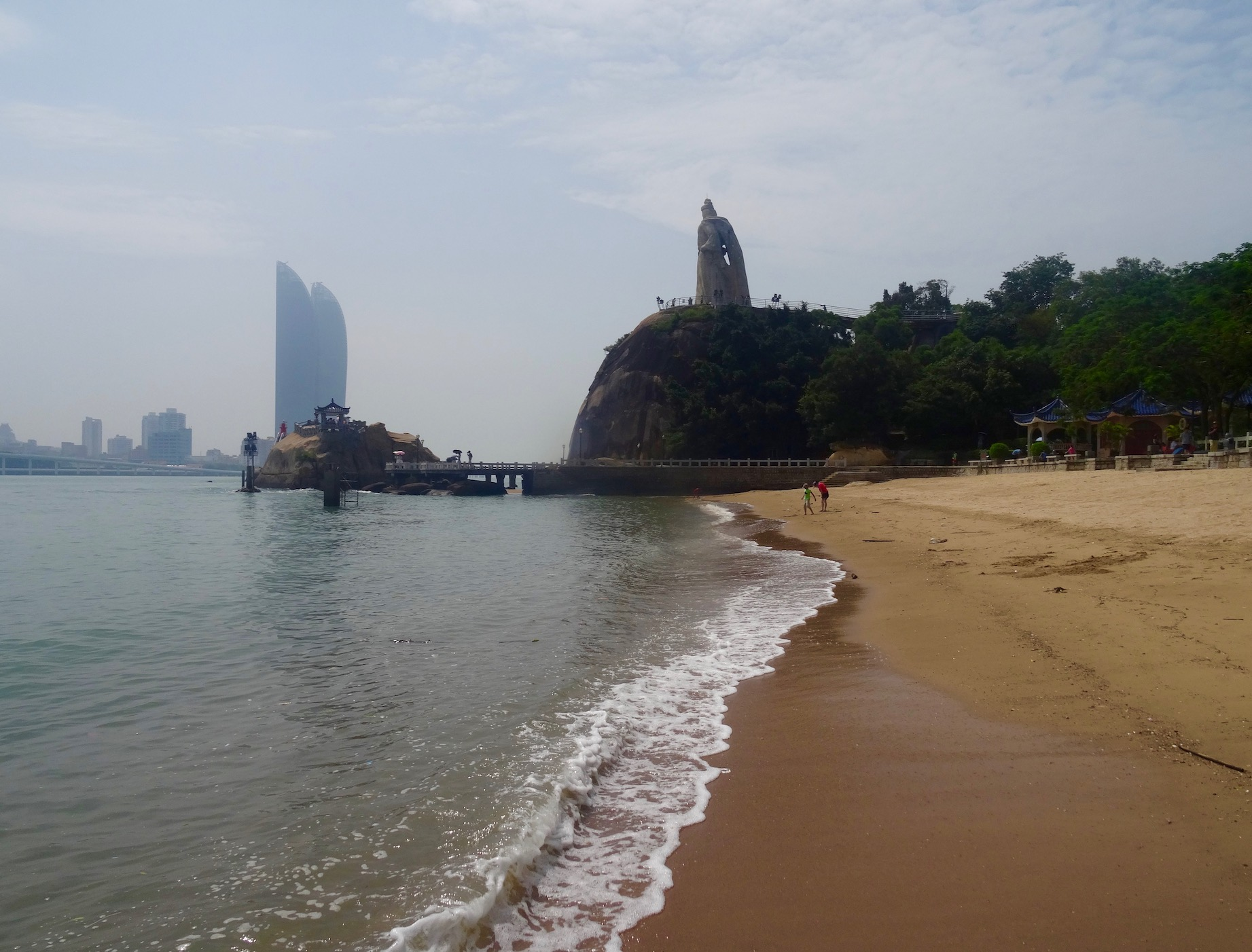 Haoyue Park Gulangyu Island Xiamen Fujian province China