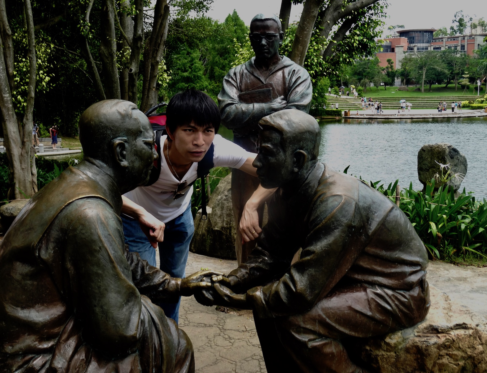 Xiamen University Fujian province China