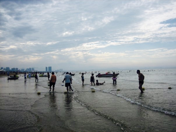 Beach 2 Yantai Shandong Province China