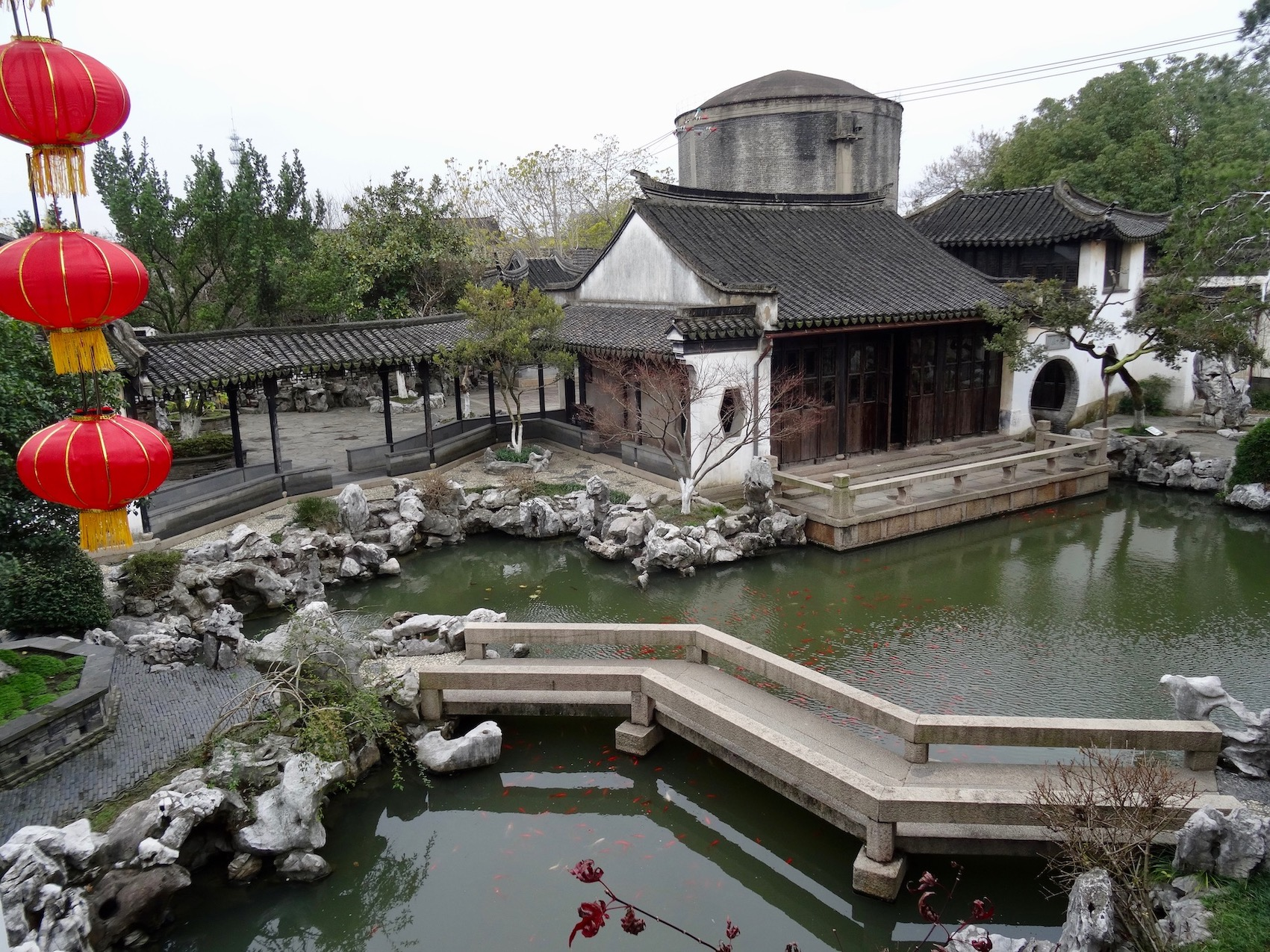 Happy Farming Hall Tongli Water Town Suzhou China