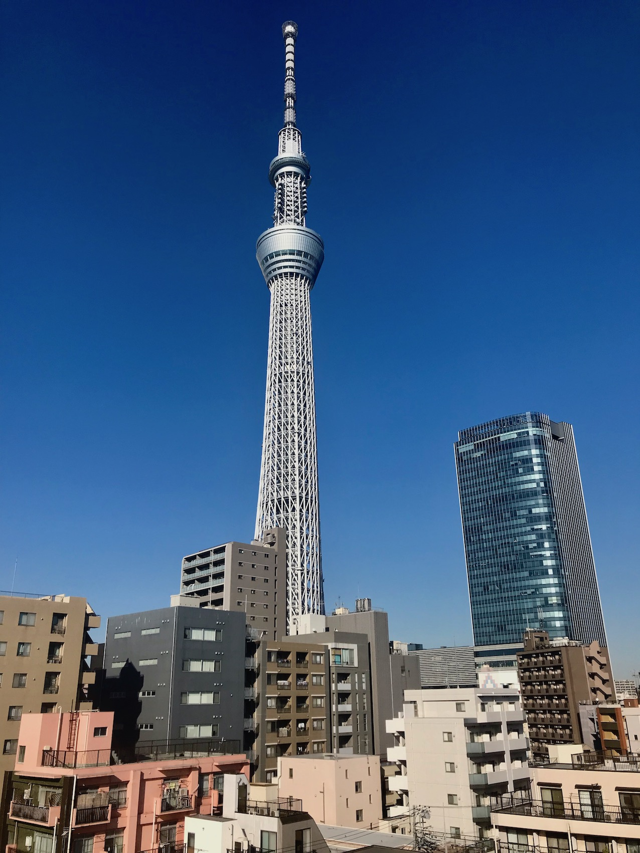 The Tokyo Skytree Japan