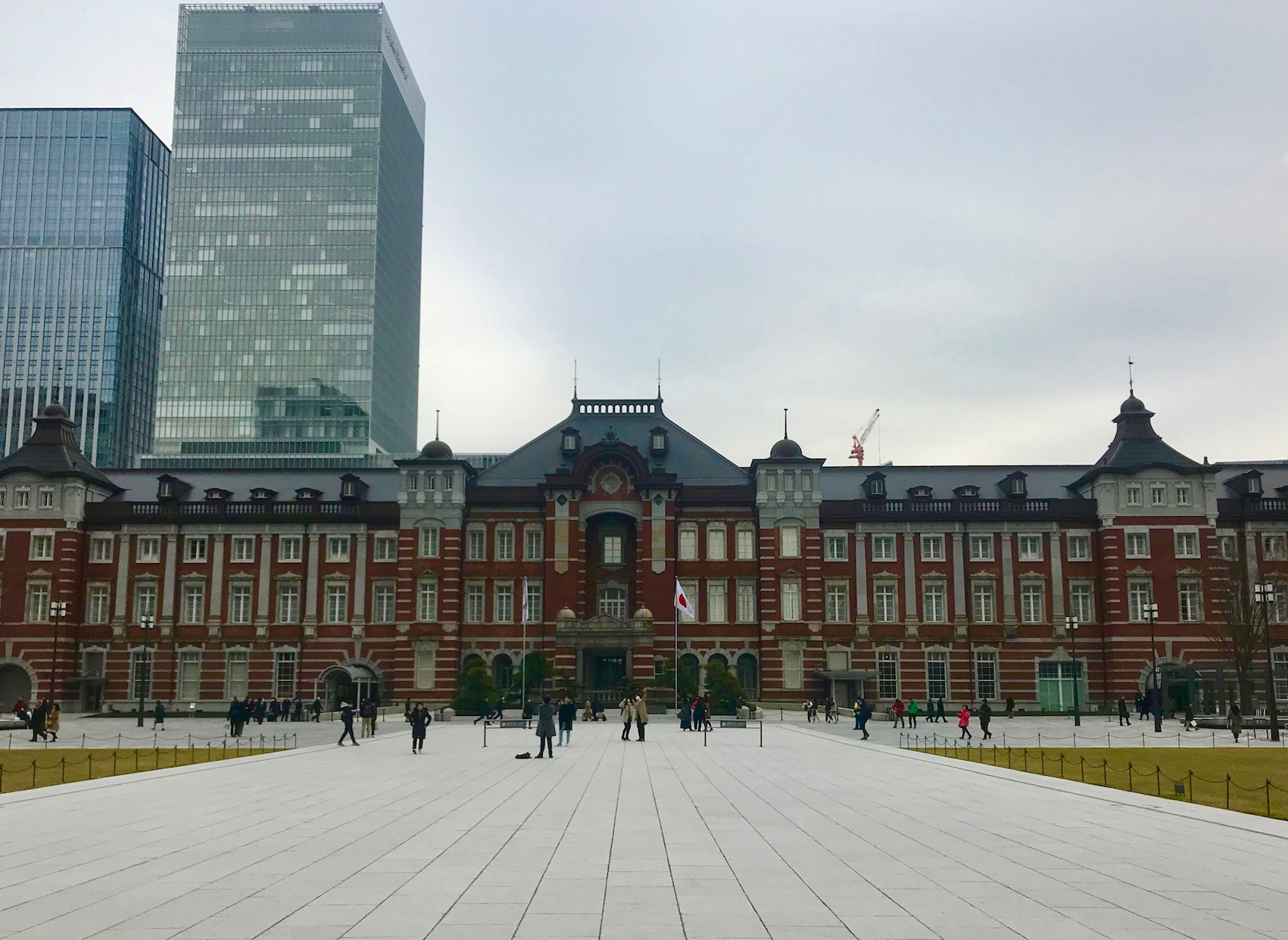 Exterior Tokyo Station