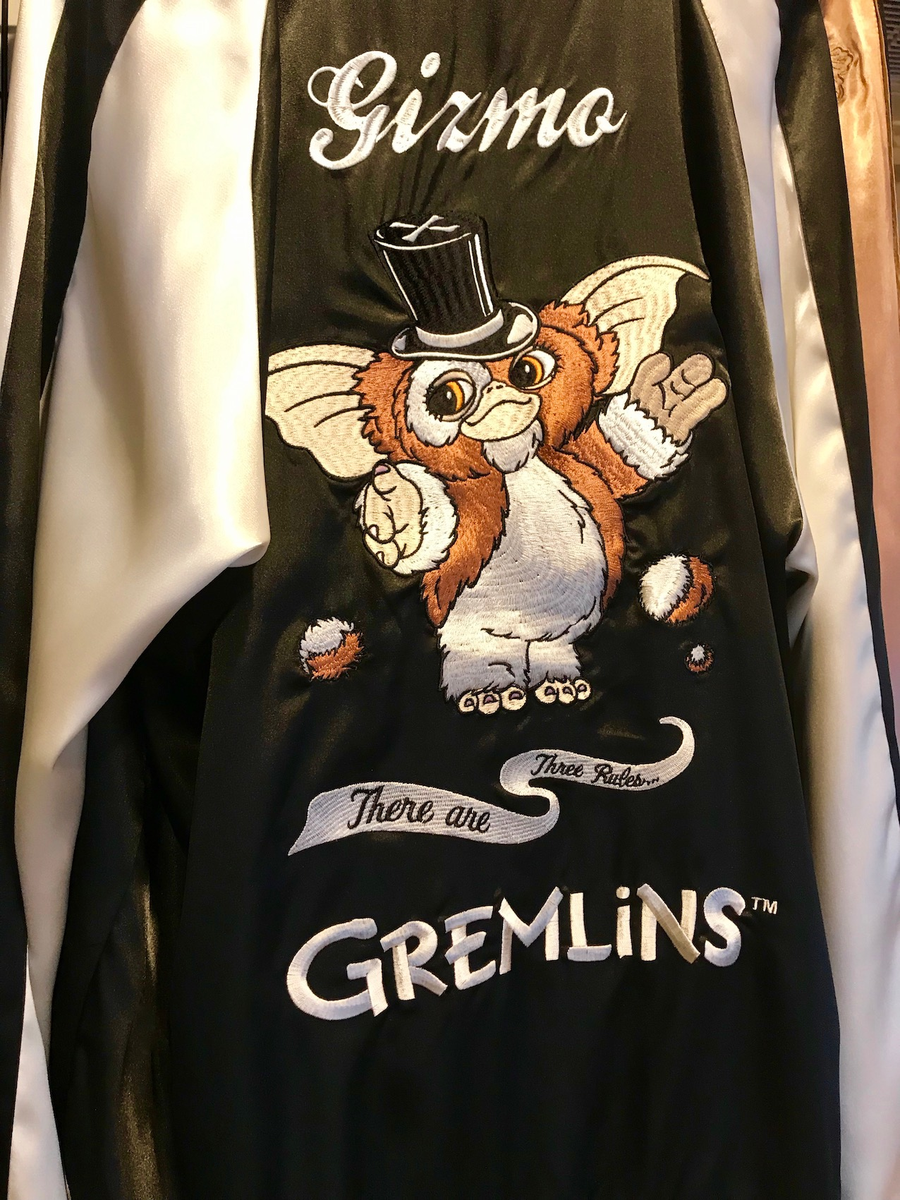 Gremlins jacket Blakichy Boutique Cat Street Tokyo
