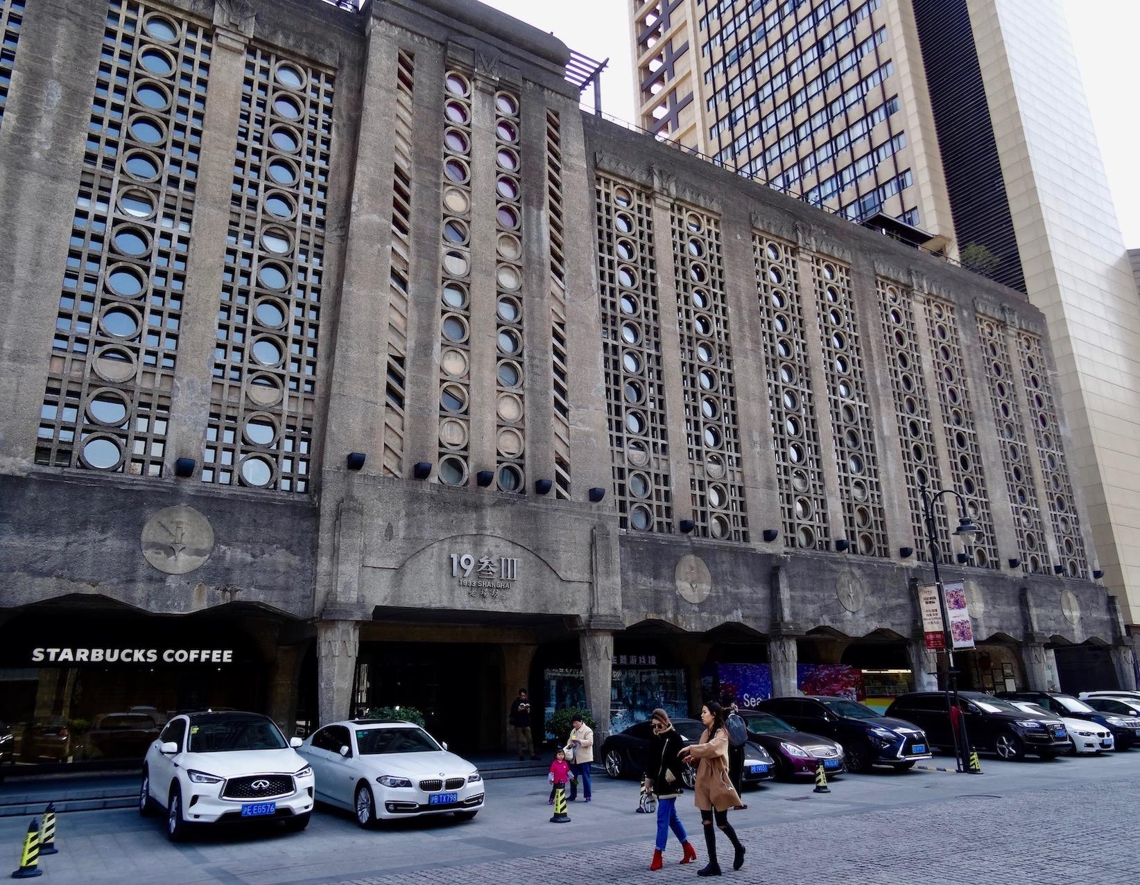 1933 Slaughterhouse Shanghai.