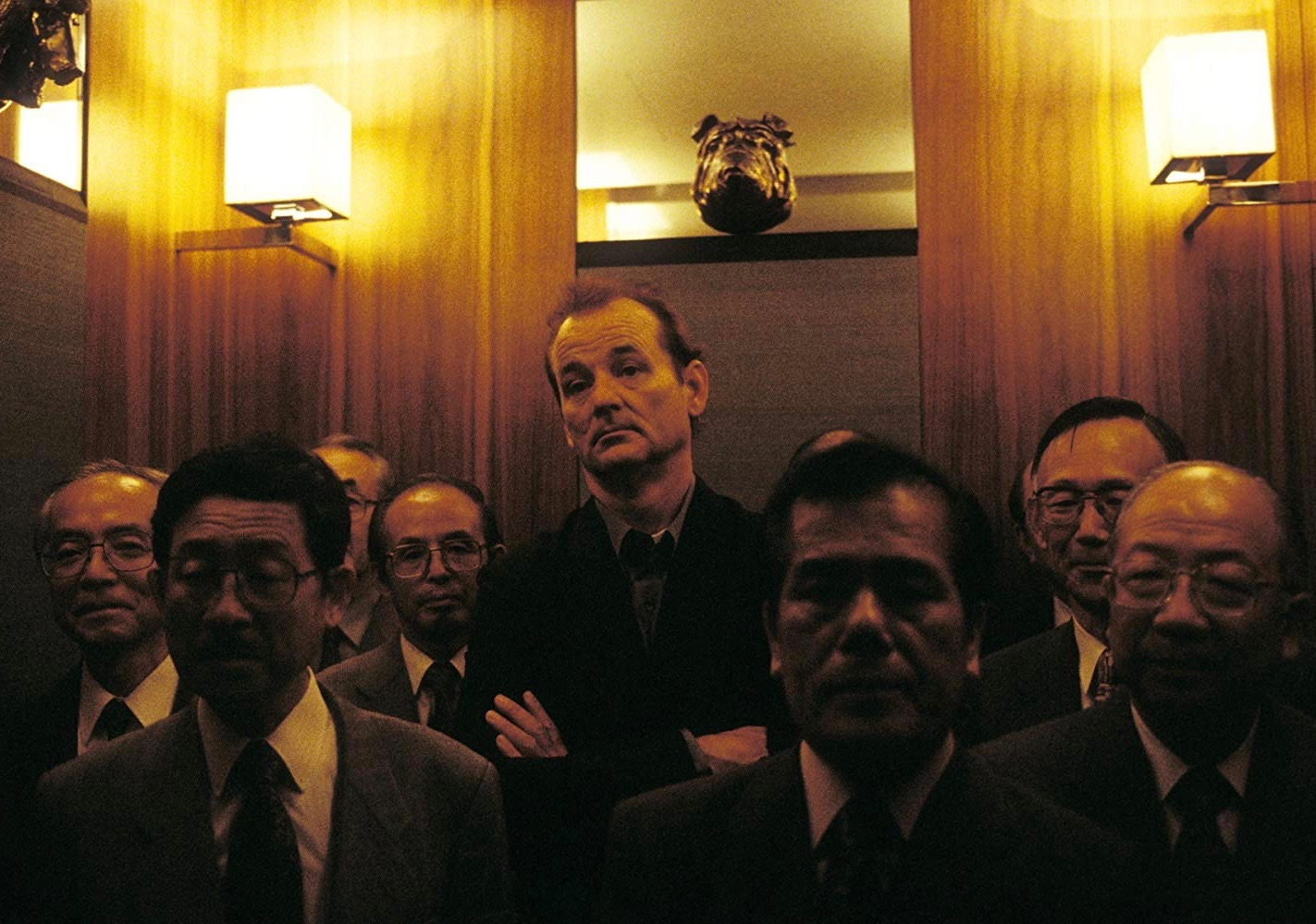 Bill Murray Lost In Translation Park Hyatt Tokyo