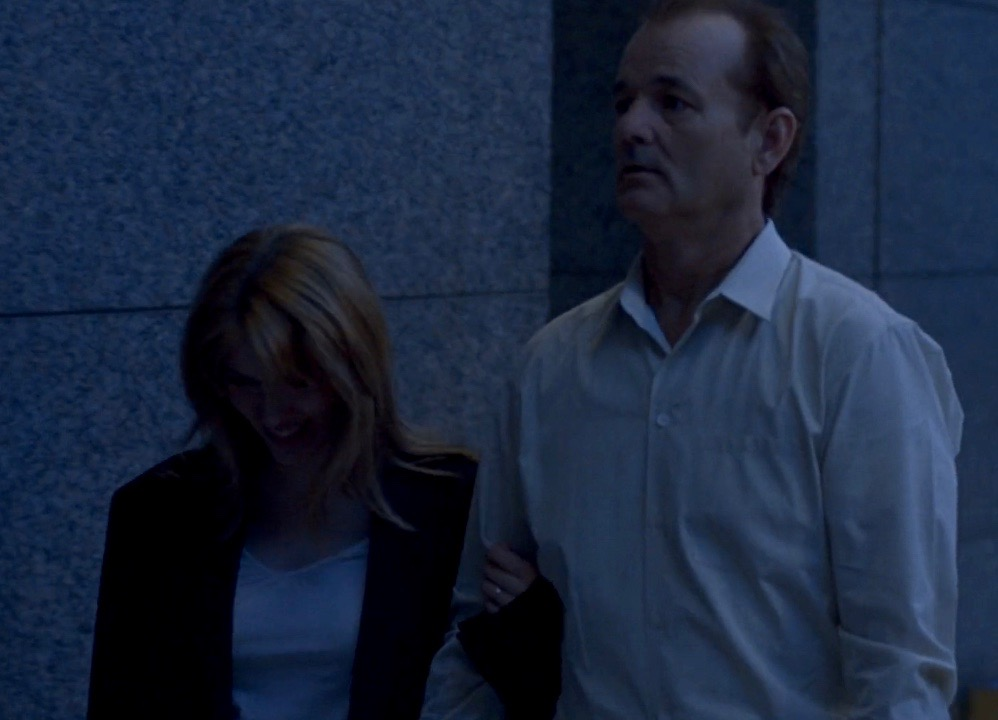 Bill Murray Scarlett Johansson Park Hyatt Tokyo Lost In Translation