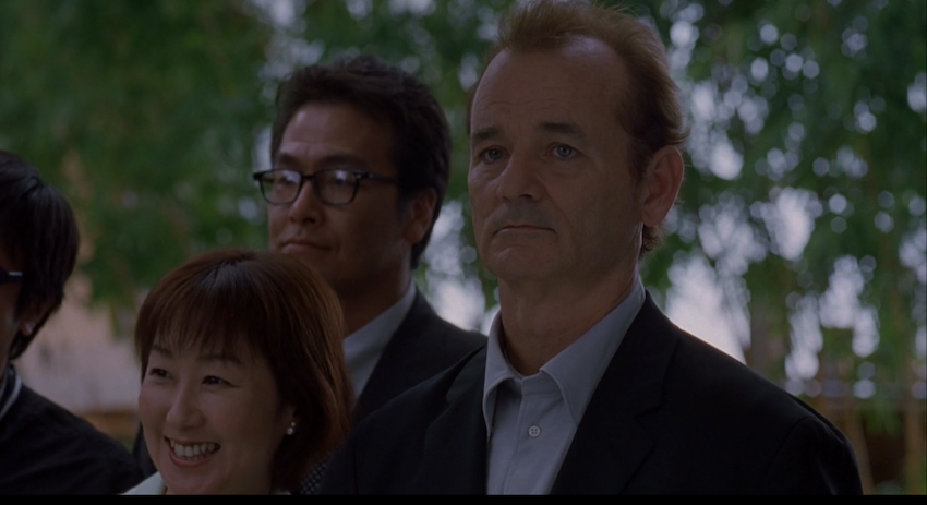 Bill Murray The Peak Lounge Park Hyatt Tokyo Lost In Translation
