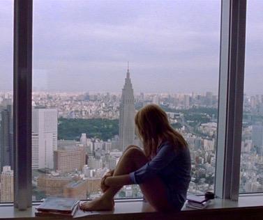 Scarlett Johansson The Diplomat Suite Park Hyatt Tokyo Lost In Translation