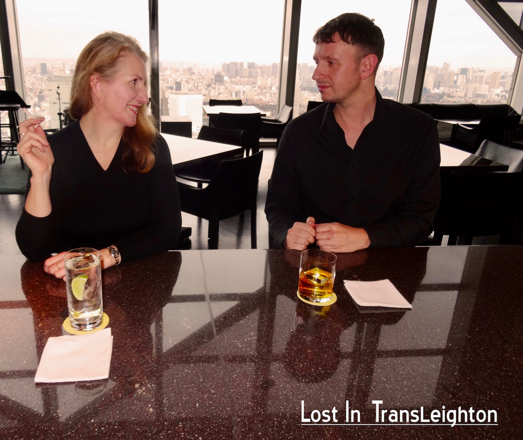 The New York Bar Lost In Translation Park Hyatt Tokyo