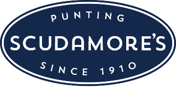 Scudamore's Punting Cambridge England.