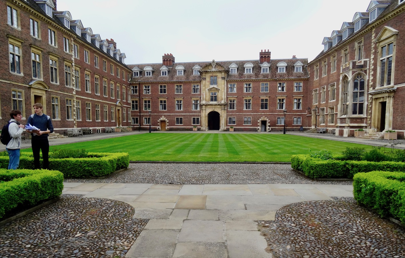 St. Catharine's College Cambridge England.