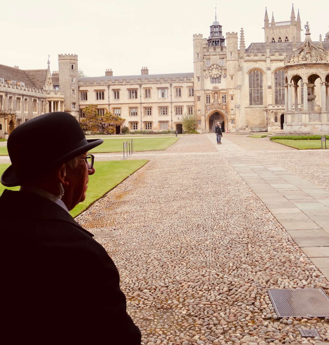 Trinity College Cambridge England.