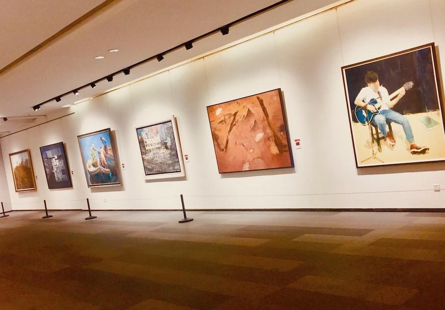 Dafen Art Museum Shenzhen.