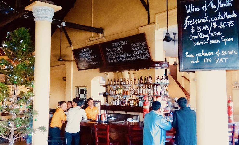 Foreign Correspondents' Club Phnom Penh Cambodia