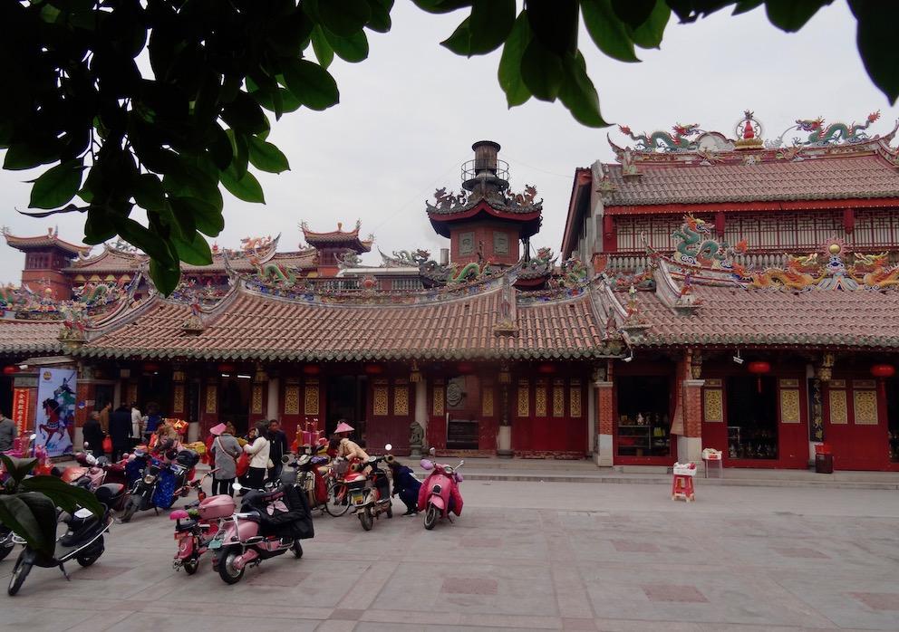 Guandi Temple Quanzhou Fujian Province China.