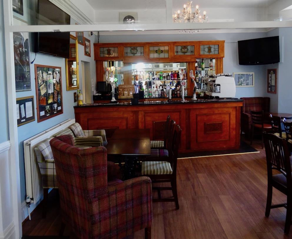 Inside Sefton Park Hotel Liverpool Stuart Sutcliffe The Beatles.