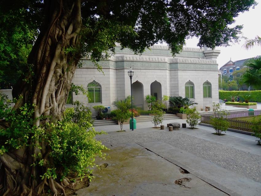 Qingjing Mosque Quanzhou Fujian Province China.