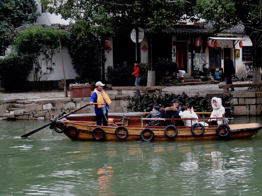 Tongli Water Town Suzhou China.