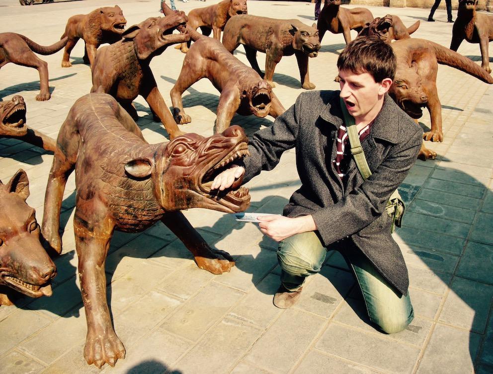Visit 798 Art District Beijing.