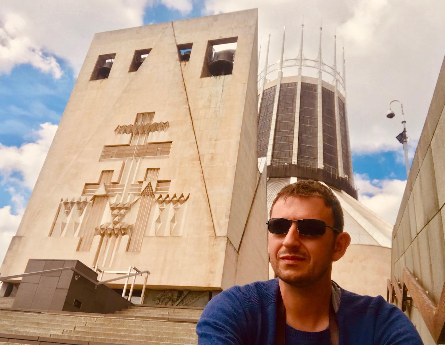 Visit Liverpool Metropolitan Cathedral Paddy's Wigwam.