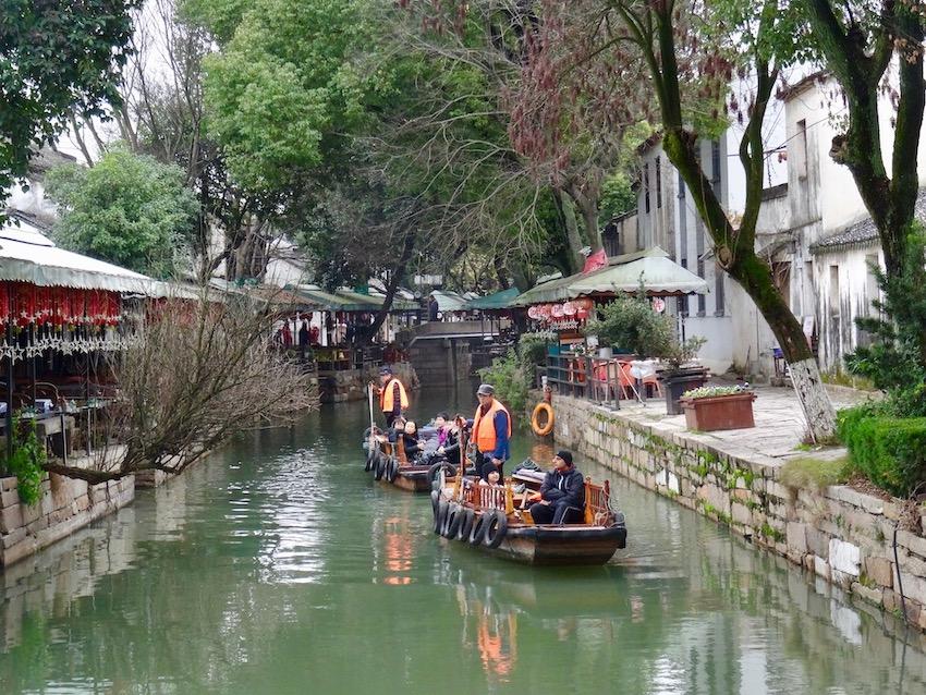 Visit Tongli Water Town China.