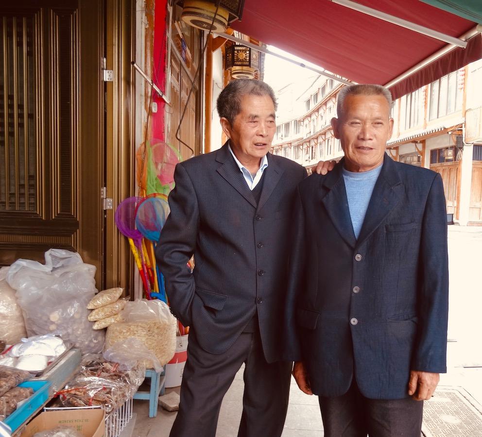 Brothers Sixi Town Taishun County China.