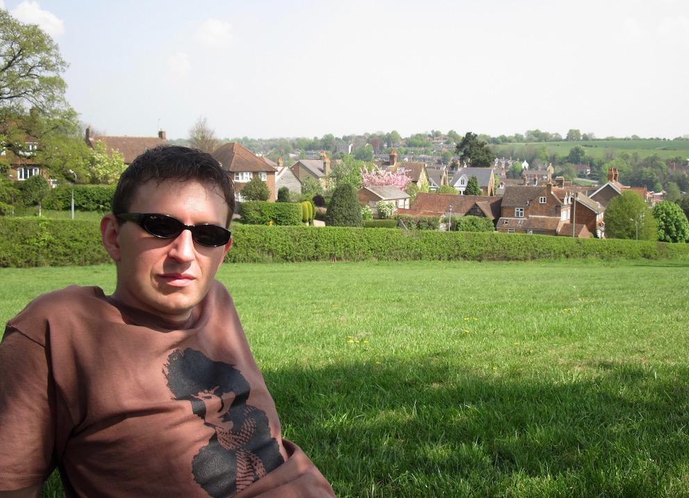 Lowndes Park Chesham Buckinghamshire.