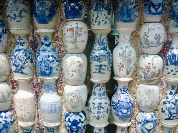 Porcelain House Tianjin China.
