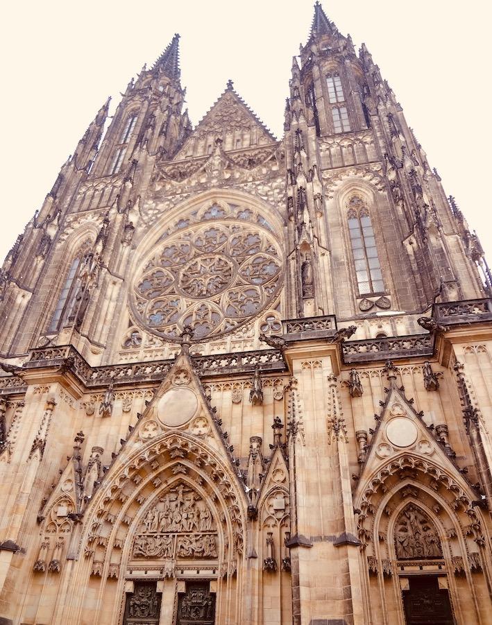 St. Vitus Cathedral Prague.