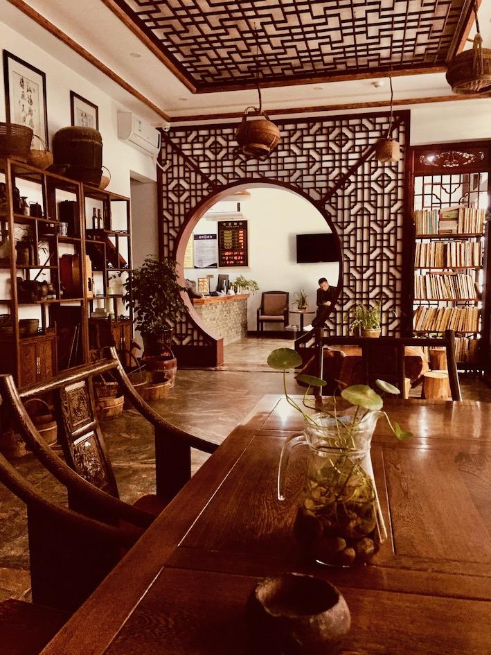 Tai Shun Laocuo Guesthouse Sixi Town Taishun County China.
